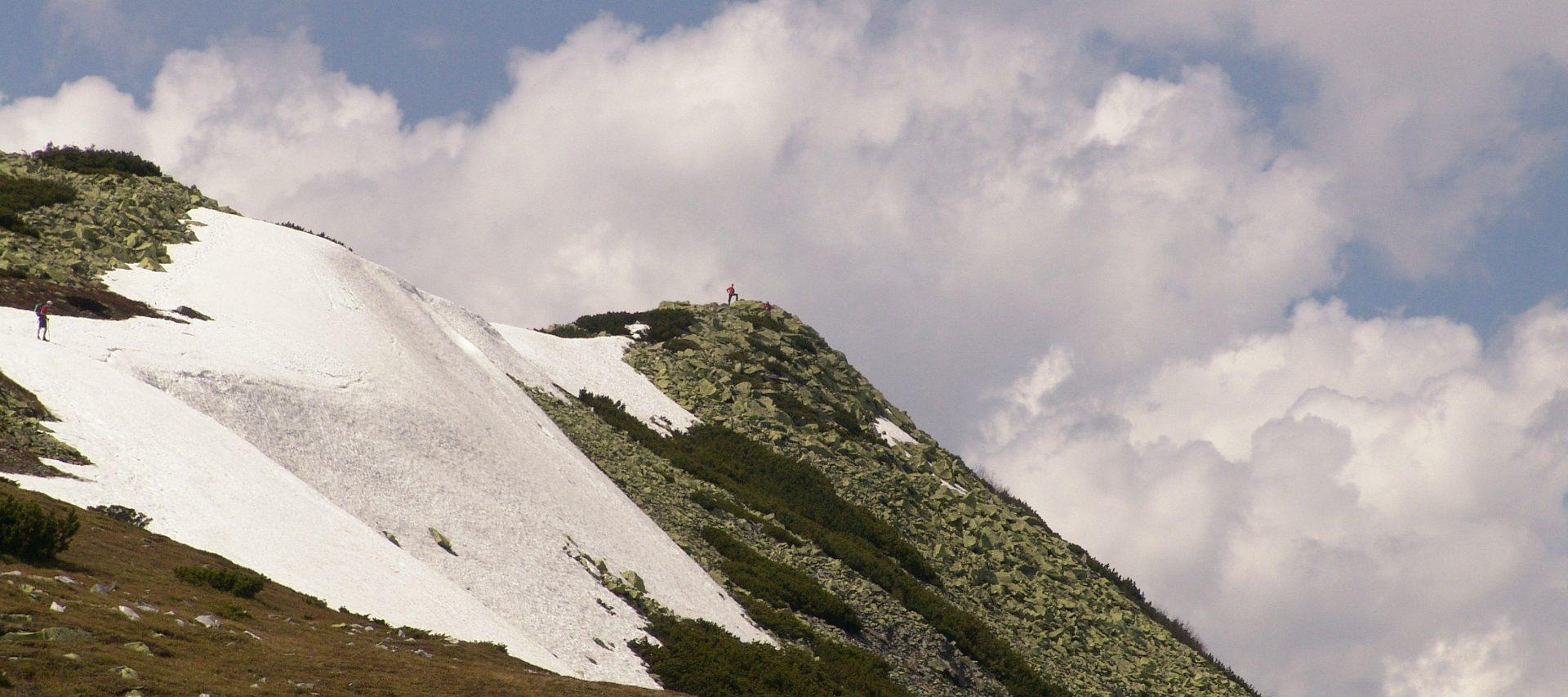 Strona górskiego biura podróży High Away